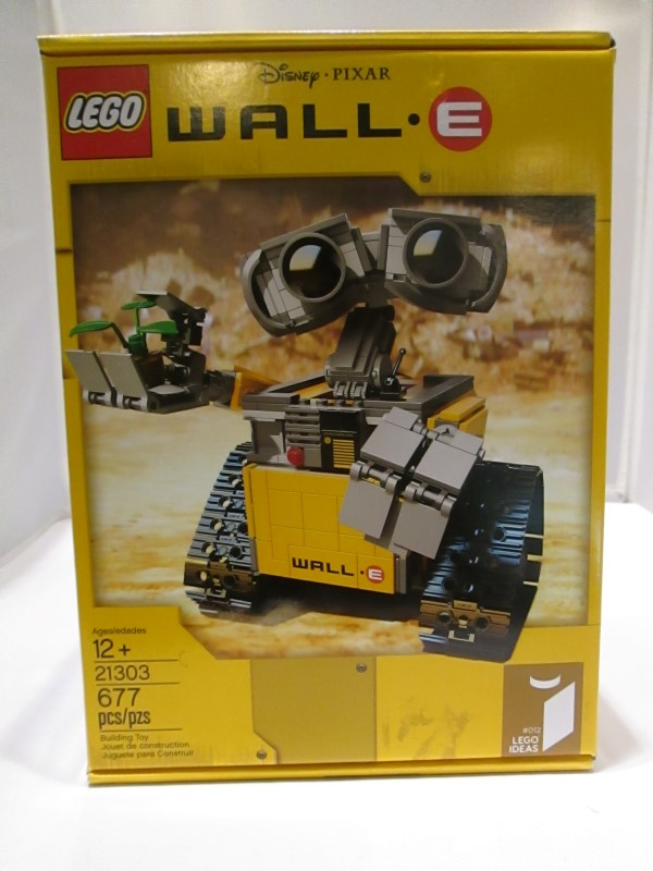 LEGO WALL.E BUILDING TOY
