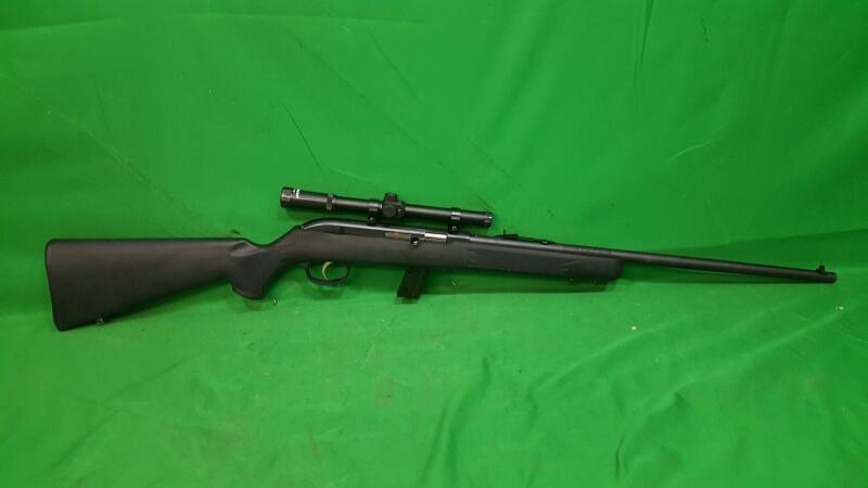 SAVAGE ARMS Rifle MODEL 64 FXP