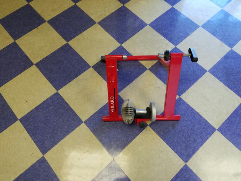 VOLARE Exercise Equipment HOME TRAINER