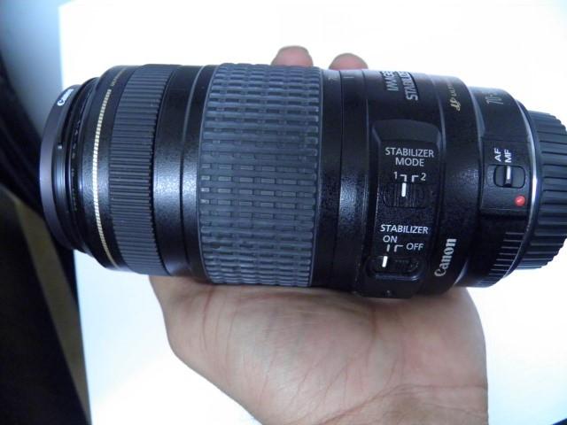 CANON Lens/Filter EF 70-300MM F/4-5.6 IS USM