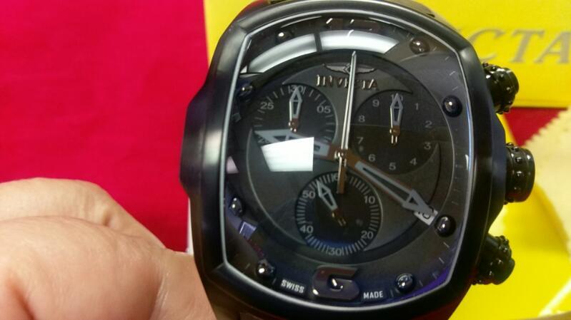 INVICTA Gent's Wristwatch LUPAH 6724