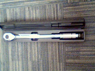 PITTSBURGH PRO Torque Wrench 00239