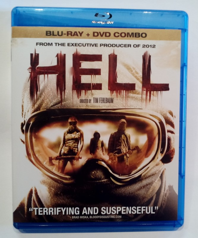 BLU-RAY MOVIE HELL
