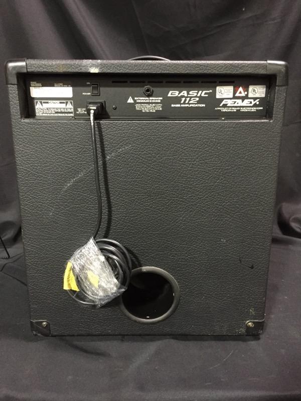 PEAVEY Electric Guitar Amp BASIC 112