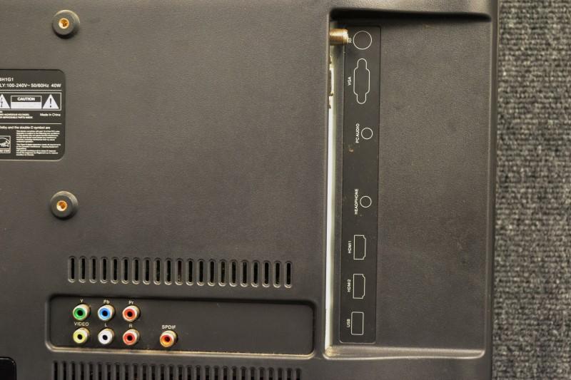 "24"" WESTINGHOUSE DIGITAL Flat Panel Television EU24H1G1"