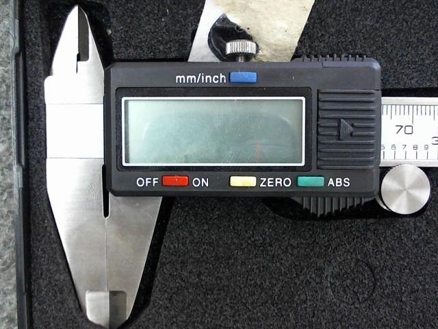 MATCO TOOLS Micrometer DC601B