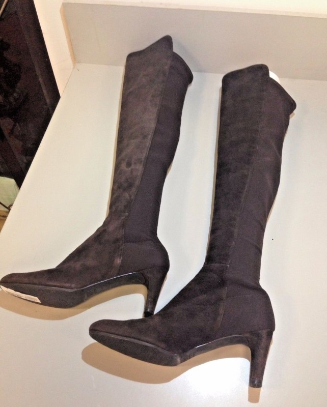BOOTS STUART WEIZMAN CLOTHING L'S CLOTHING BOOTS  BROWN