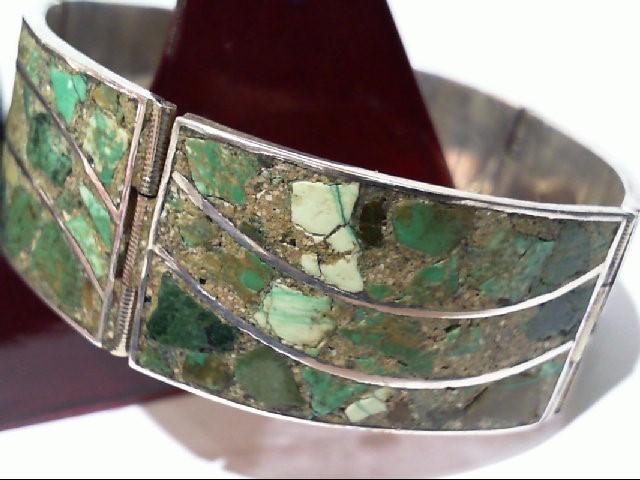 Silver Bracelet 925 Silver 35.1g