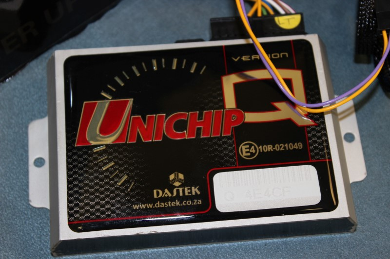 Unichip Toyota Tacoma MY09-11 4.0L NA Programmable Tuning Chip