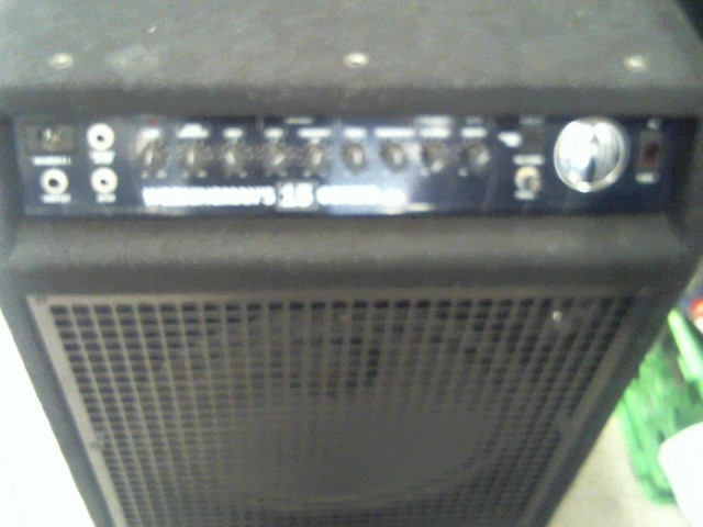 SWR ENGINEERING Electric Guitar Amp WORKINGMANS 15