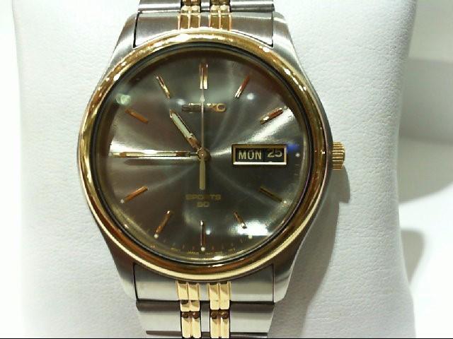 SEIKO Gent's Wristwatch 7N43-9A00