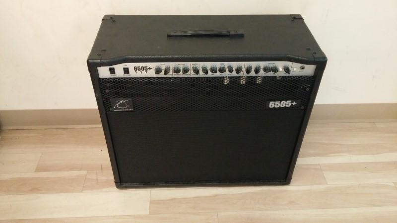 PEAVEY Electric Guitar Amp 6505 PLUS