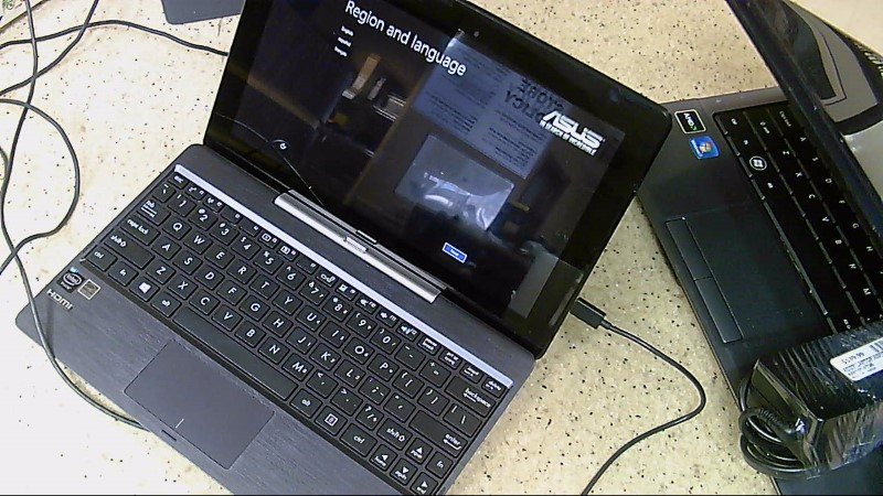 ASUS Laptop/Netbook T100TAF-B12-GR