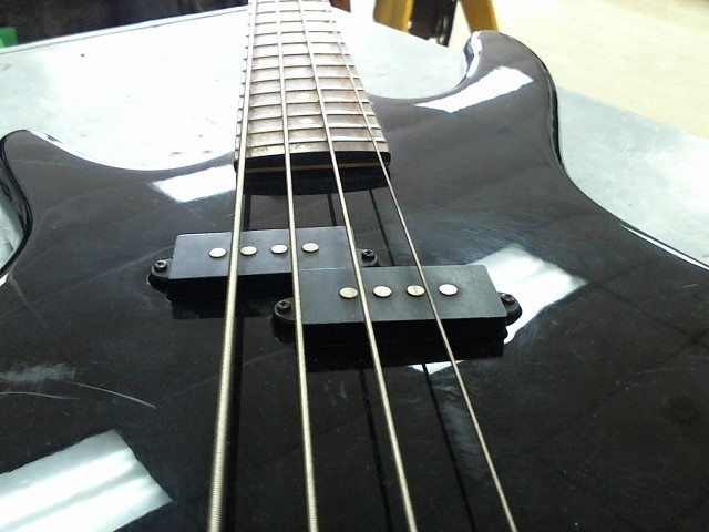 Pretty Ibanez Guitar Wiring Small Hot Rod Wiring Diagram Download Square Wiring A Guitar Bulldog Car Alarm Wiring Old Remote Starter Diagram ColouredBulldog Remote Car Starters IBANEZ Bass Guitar GSR100 Good | Benny\u0027s Pawn Shop | El Paso | TX