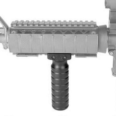 BLACKHAWK Accessories RAIL MOUNT VERTICAL GRIP