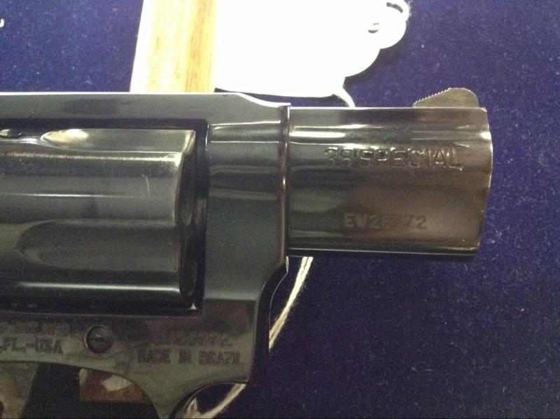 TAURUS Revolver 85 BLUE