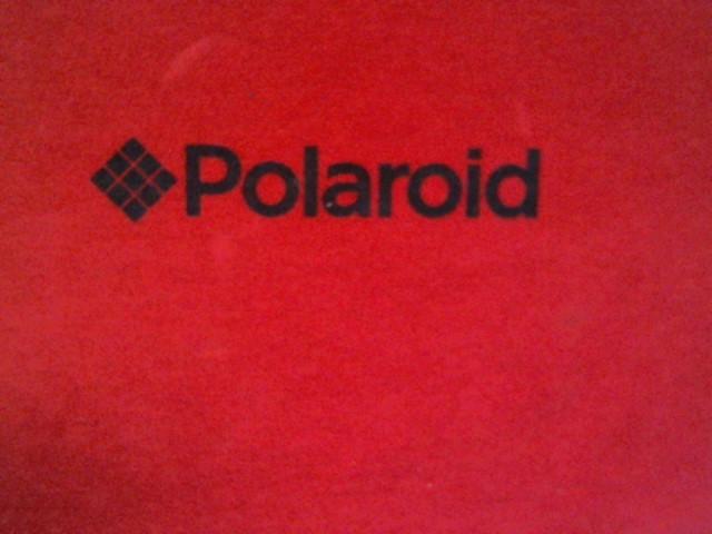 POLAROID Turntable PBT4000BK