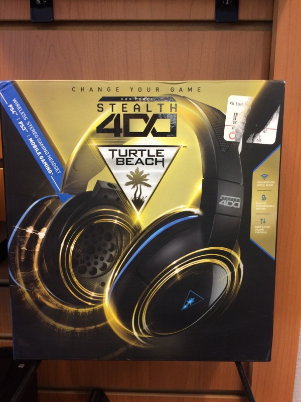 TURTLE BEACH Headphones EARFORCE STEALTH 400 RX