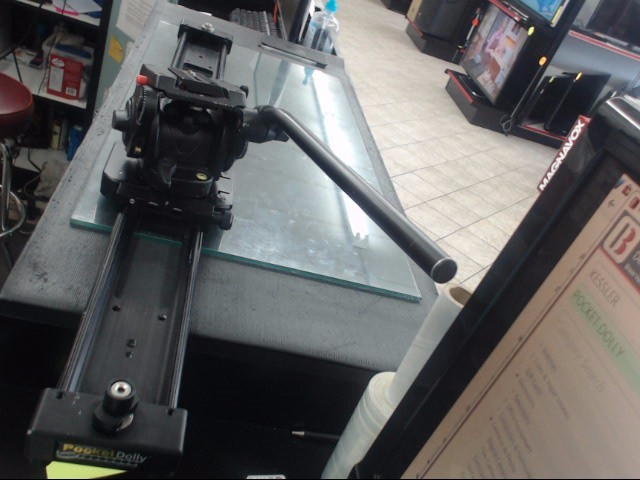 KESSLER Camera Accessory POCKET DOLLY
