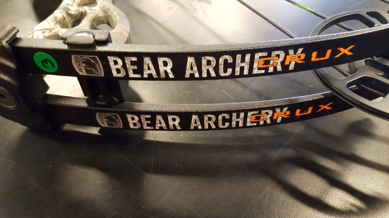BEAR ARCHERY Bow CRUX