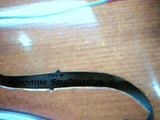ANTONIUS STRADIVARIUS Violin COPY OF ANTONIUS STRADIVARUIS VIOLIN