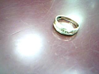 Gent's Diamond Cluster Ring 8 Diamonds .24 Carat T.W. 10K Yellow Gold 2.07g