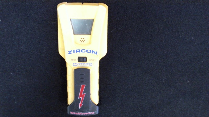 ZIRCON Miscellaneous Tool 61980 STUDSENSOR PRO LCD