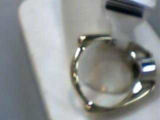 Lady's Diamond Engagement Ring .71 CT. 14K 2 Tone Gold 3.6dwt Size:5.7