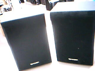 SHARP Surround Sound Speakers & System CP-C3333