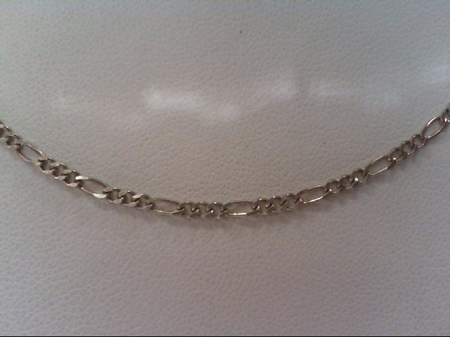 Silver Figaro Chain 925 Silver 3.1g