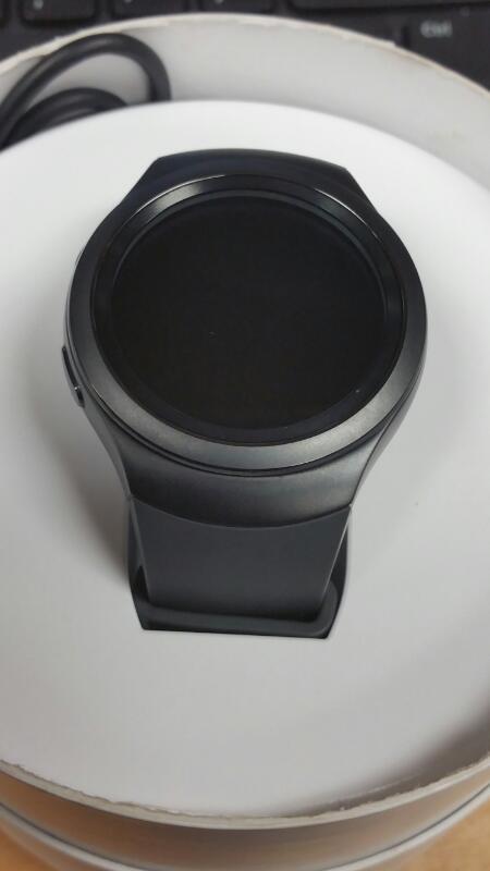 SAMSUNG Gent's Wristwatch GALAXY GEAR S2 SM-R720 WATCH