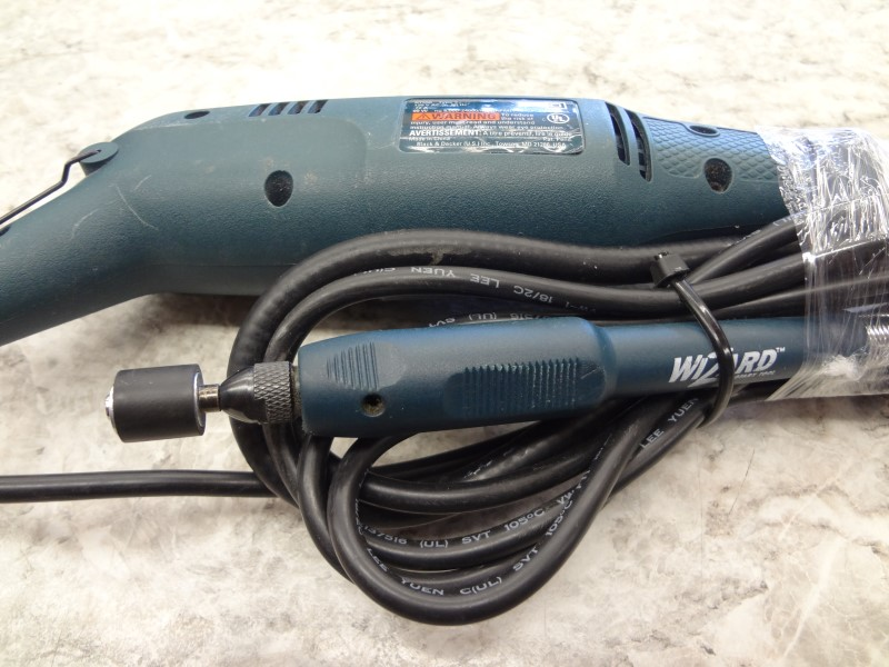 B & D RT550 ROTARY TOOL W/FLEX SHAFT