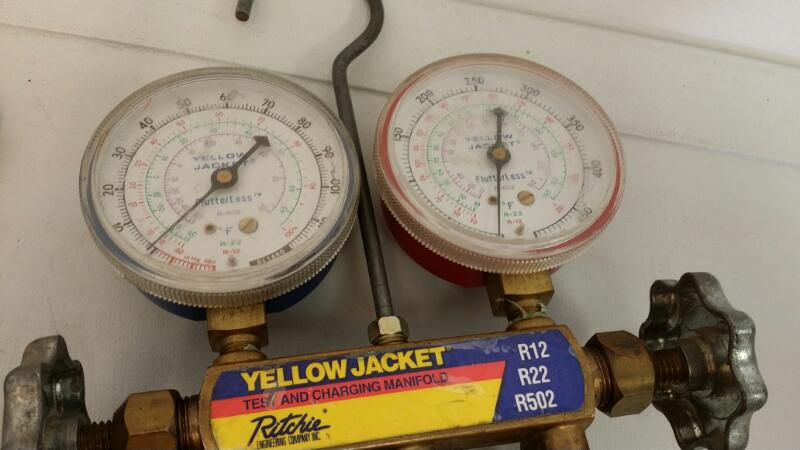 YELLOW JACKET Miscellaneous Tool R502