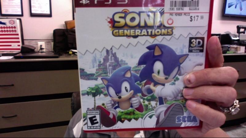 SONY Sony PlayStation 3 Game PLAYSTATION 3 - SYSTEM - 160GB - CECH-3001A