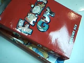 DVD BOX SET DVD FAMILY GUY VOLUME SIX
