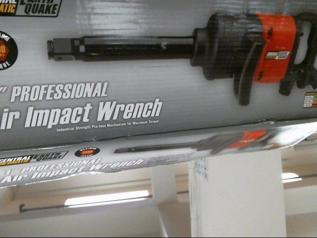 CENTRAL PNEUMATIC Air Impact Wrench 61616