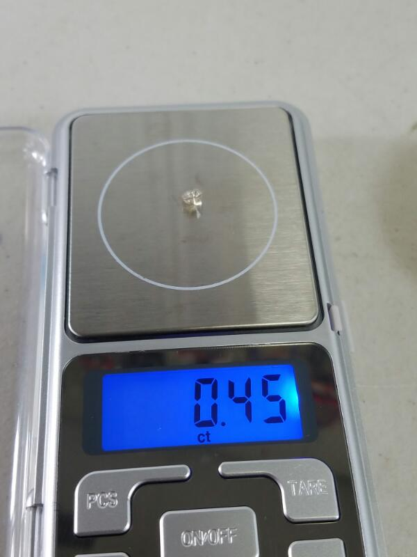 Diamond .45 CT. 0.09g