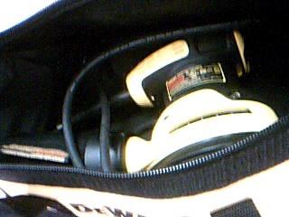 DEWALT Vibration Sander DWE6421