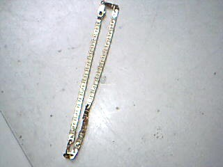 Gold Bracelet 14K Yellow Gold 2.3g