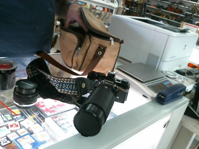 OLYMPUS Film Camera OM-1