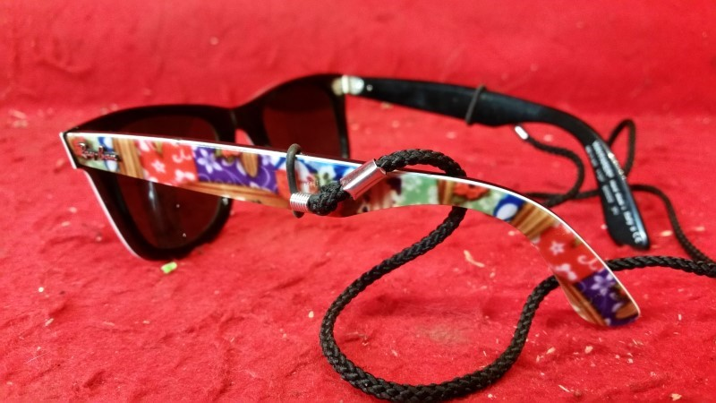 Rayban Wayferer Special Series #11 RB2140 Sun Glasses