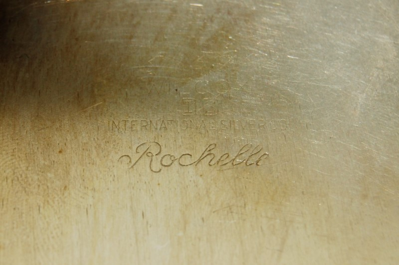 International Silver Co. Webster Wilcox Rochelle Bread Tray (Plated)