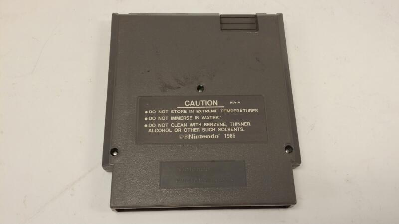 Original Nintendo NES Tetris Cartridge 1989