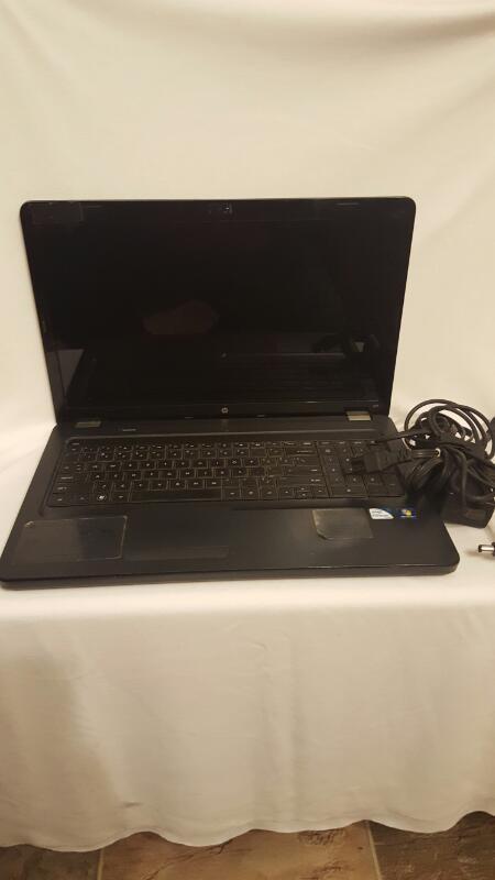 HEWLETT PACKARD Notebook G72-B54NR