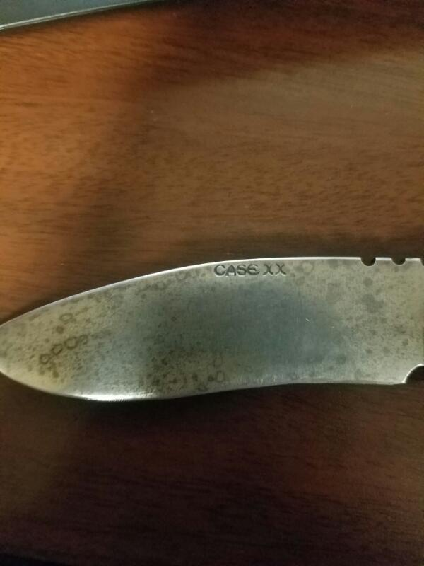 CASE KNIFE Pocket Knife TESTED XX