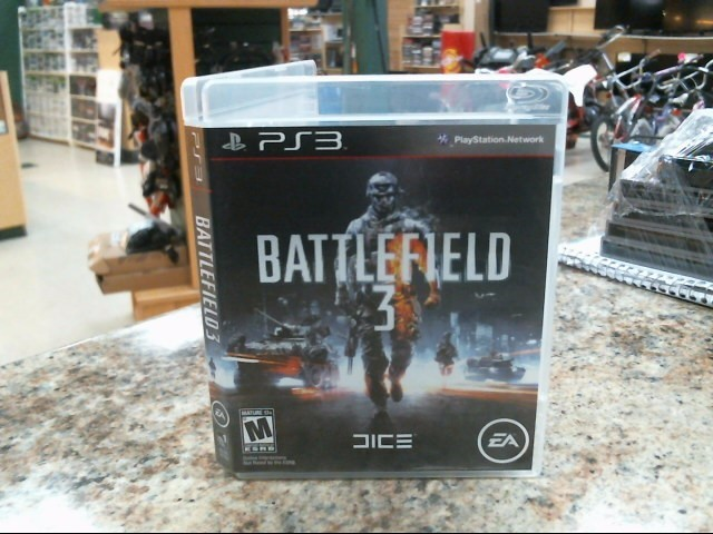 SONY Sony PlayStation 3 Game BATTLEFIELD 3