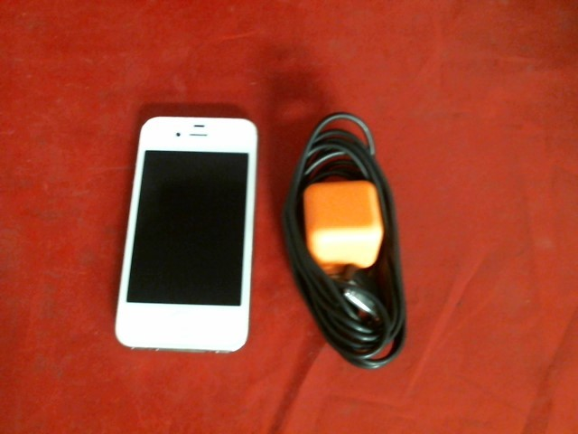 APPLE Cell Phone IPHONE 4 MD200LL/A