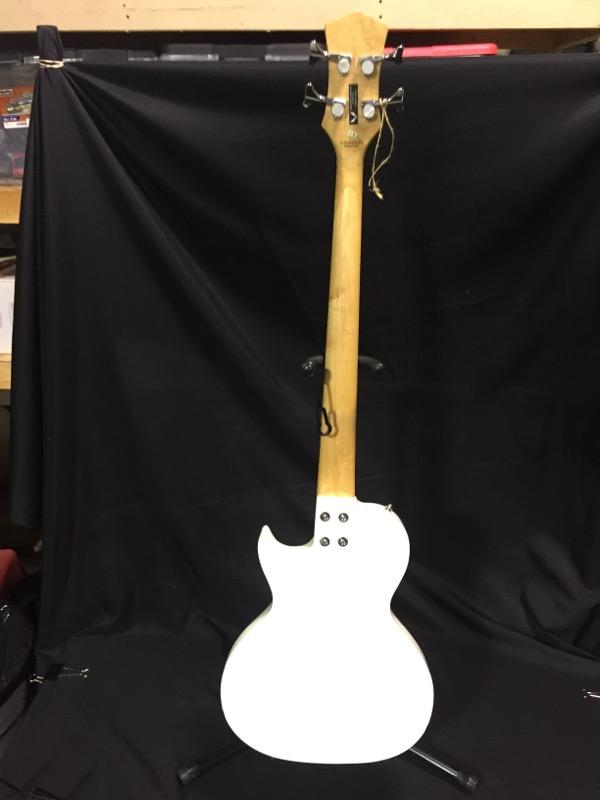 LUNA GUITARS Bass Guitar NEO w/ factory hard case