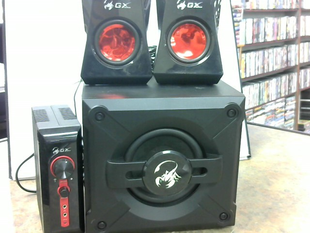 GXP Speakers/Subwoofer SW-G2
