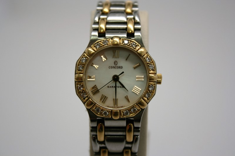 CONCORD  SARATOGA SL LADY'S WATCH